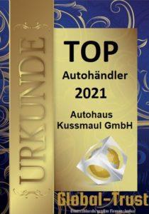 Top Autohändler 2021